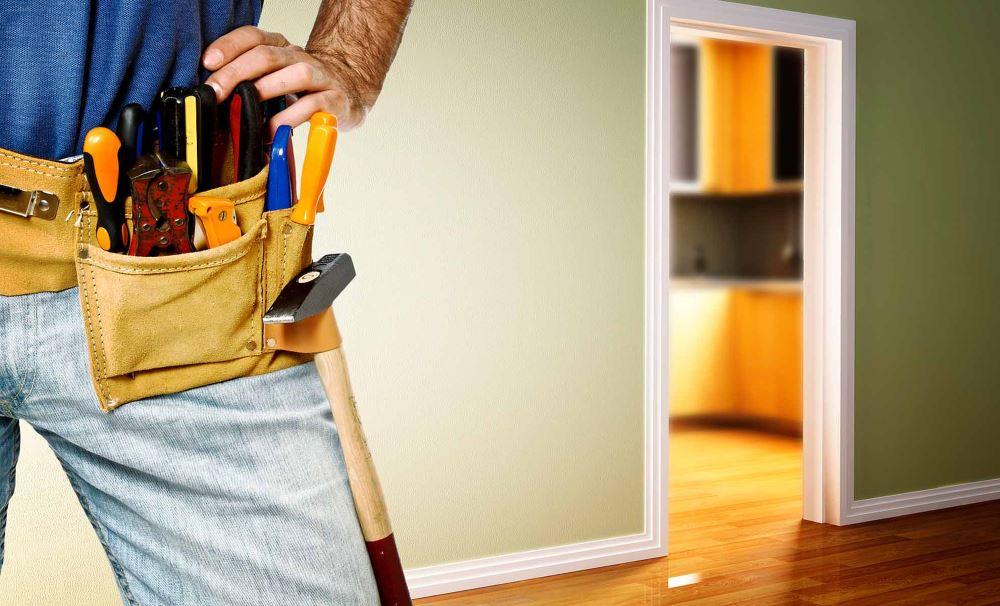Фото:этапы ремонта квартиры