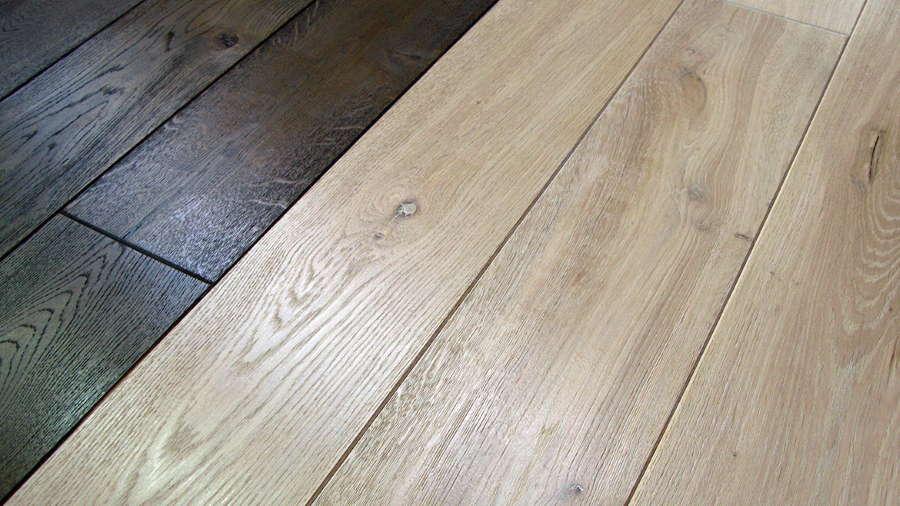 Фото: напольные покрытия из дерева