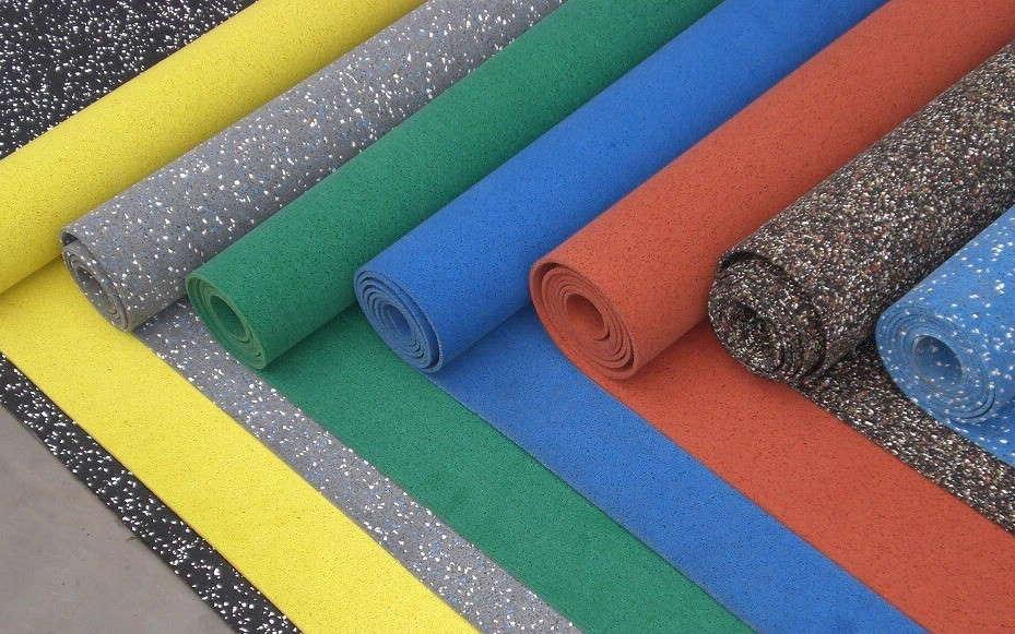 Фото: Рулонные напольные покрытия